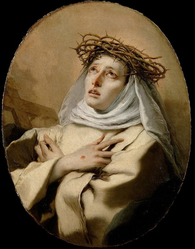 Love of St. Catherine of Siena