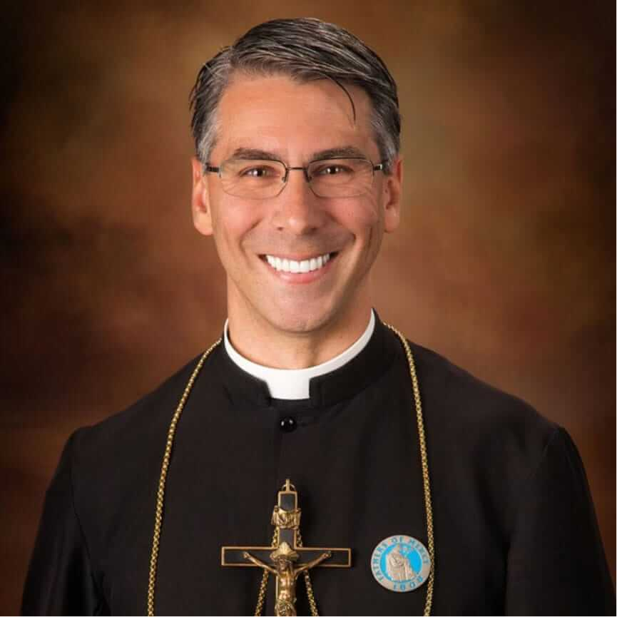 Father Ken Geraci, CPM