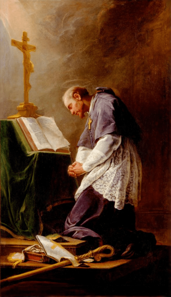 St. Francis de Sales, Doctor of the Church