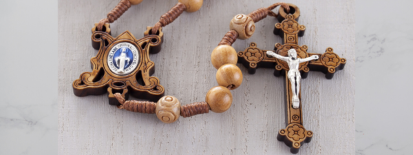 Our Lady's 15 Promises to Those Who Pray Her Rosary