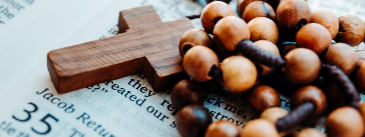 Here's why you need the Rosary this Lent.